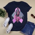 Super cancer girl Shirt, Breast Cancer Shirt, Breast Cancer Gifts, Breast Cancer Awareness Tshirts, Fighting Cancer