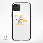 The Future Cannot Be Predicted But Futures Can Be Invented Phone Cases