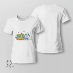 Get The Jab Shirt, Vaccinated AF Tee for Her, Pro Vaccine, Gift For Doctor, Gift For Nurse, Sarcastic Shirt for Women