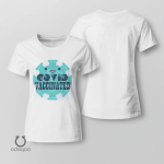 Covid  Vaccinated Shirt, Vaccinated AF Tee for Her, Pro Vaccine, Gift For Mom, Sarcastic Shirt for Women, no 101