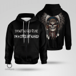 Warrior Skull Hoodies