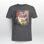 Obsess, Funny Shirt, Trick or Treat Shirt, Happy Halloween Shirt