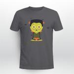Hulk, Funny Shirt, Trick or Treat Shirt, Happy Halloween Shirt
