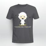 Living mummy, Funny Shirt, Trick or Treat Shirt, Happy Halloween Shirt