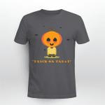 The boy, Funny Shirt, Trick or Treat Shirt, Happy Halloween Shirt