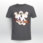Boo Trick or treat, Funny Shirt, Trick or Treat Shirt, Happy Halloween Shirt