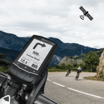 Smart Cyclometer with GPS Navigation