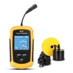 Alarm 100M Portable Sonar LCD Fish Finder