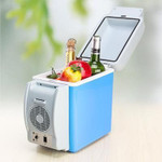 Portable Mini Fridge for Cars and Camping