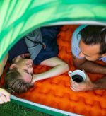 Outdoor Camping Inflatable Cushion Bed