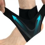 Elastic Ankle Support for Protection