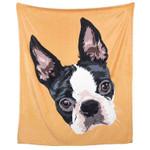 The PawRoll Custom Pet Fleece Blanket