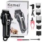 Kemei® Dog Hair Clipper (Full Set)