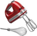 KHM7210ER 7-Speed Digital Hand Mixer with Turbo Beater II Accessories and Pro Whisk