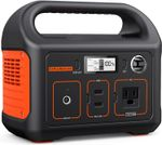 Portable Power Station Explorer 240, 240Wh Backup Lithium Battery, 110V/200W Pure Sine Wave AC Outlet, Solar Generator (Solar Panel Not Included) for Outdoors Camping Travel Hunting Emergency
