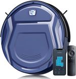 Robot Vacuum with Self Empty Base, Bagless, Self Cleaning Brushroll, Advanced Navigation, Home Mapping, Powerful Suction, Perfect for Pet Hair