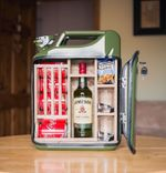 Personalized Jerry Can Mini Bar Christmas