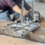 """Portable Mobile Chainsaw Sawing Mill 24"""""""