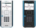 TI-Nspire CX II CAS Color Graphing Calculator with Student Software (PC/Mac)