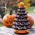 Halloween Tree Decorative Trees
