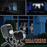 "Halloween Holographic Projector, Haunted ""Halloween Projector"""