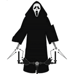halloween scarecrow Scream - Early Halloween Promotion