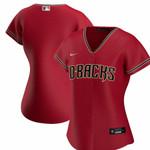 Women's Arizona Diamondbacks Nike Red Alternate 2020 Replica Team Jersey