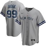 Aaron Judge New York Yankees Nike Road 2020 Replica Player Name Jersey - Gray
