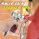 Magic Paint Sprayer Tools