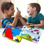Educational Toy—Shape Puzzle