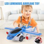 Automatic Rotation Music Aircraft Toys