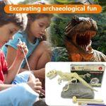 DIY Archaeological Mining Dinosaur Fossil Toys