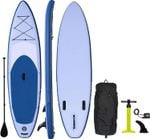 305cm SUP stand-up lightweight paddle board paddle board for beginners inflatable water skis