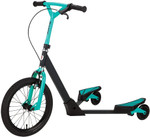 Frog scooter 3-6-12 years old boys and girls double pedal separated three wheel scooter