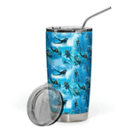 Scuba Diving Hawaiian Gift for lover Day Travel Tumbler All Over Print TL97