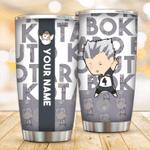 Kotaro Bokuto anime custom name Gift for lover Day Travel Tumbler All Over Print TL97