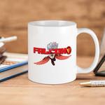 White Mug Marvel Comics Falcon Wings Avengers Assemble Premium Sublime Ceramic Coffee Mug Y97