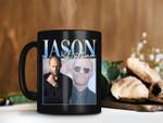 Black Mug Jason Statham Mug The Transporter Mug Death Race Mug The Mechanic Mug Crank Movie Fast and Furious Premium Sublime Ceramic Coffee Mug H99