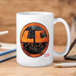 White Mug Marvel Comics Luke Cage Icon Premium Sublime Ceramic Coffee Mug Y97