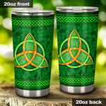 Personalized Irish Protection Gift for lover Day Travel Tumbler All Over Print TL97