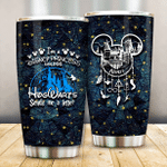 I'm A Disney Princess Unless Hogwarts Sends Me A Letter Harry Potter  104  Gift for lover Day Travel Tumbler All Over Print TL97
