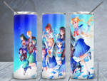 Sailor Moon movies 518 gift for lover Skinny Tumbler TL97