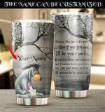 Customized winnie the pooh eeyore winter 30 Gift for lover Day Travel Tumbler All Over Print TL97