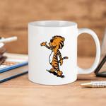 White Mug Tiger For Men And Women Premium Sublime Ceramic Coffee Mug Y97