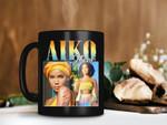 Black Mug Jhen�� Aiko Mug Jhen�� Aiko Efuru Chilombo Mug B2K RnB Band Mug Retro Vintage Mug Premium Sublime Ceramic Coffee Mug H99