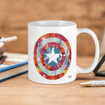 White Mug Marvel The Hulk Avengers  Premium Sublime Ceramic Coffee Mug Y97