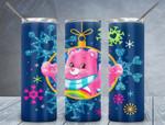 Care Bear Bling 250 gift for lover Skinny Tumbler TL97