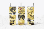 Country Outlaws 518 gift for lover Skinny Tumbler TL97