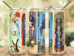 The Haunted Mansion 945 gift for lover Skinny Tumbler TL97
