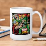 White Mug Marvel Loki And Thor Premium Sublime Ceramic Coffee Mug Y97